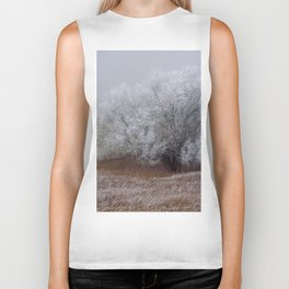 Frost and Fog Biker Tank