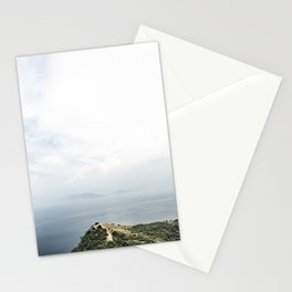 View over lake garda Stationery Cards
