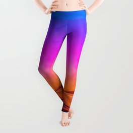 That which preceds everything Leggings