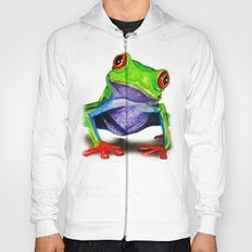 Mr. Ribbit Hoody
