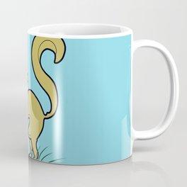 Happy Star Nose Coffee Mug