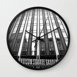 Madison Square Garden Wall Clock