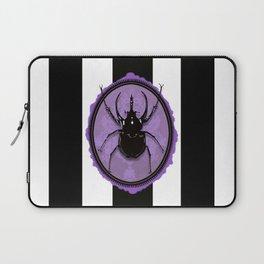 Juicy Beetle PURPLE Laptop Sleeve