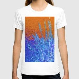 Blue Grass Red T-shirt