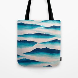Clouded Tote Bag
