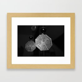 Buddhism Framed Art Print