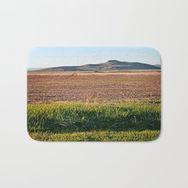 Grass Lands Bath Mat