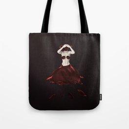 Rosenrot II Tote Bag