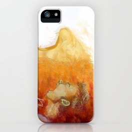 Boldness Enhanced iPhone Case