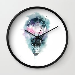 The Universal Light Wall Clock