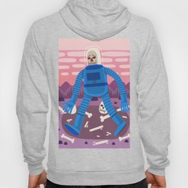 Sad Spaceman Hoody