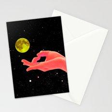 Lights all Night Stationery Cards
