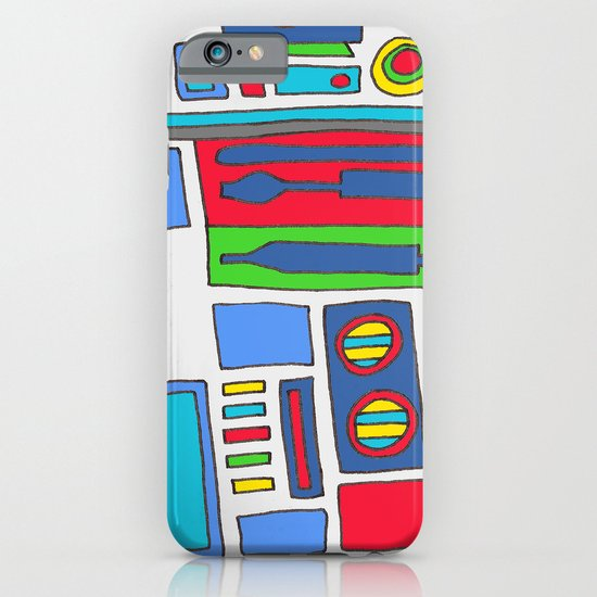 cool boys like epic droids iPhone & iPod Case