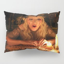 "VAMPLIFIED ""The Ouija Board"" Pillow Sham"