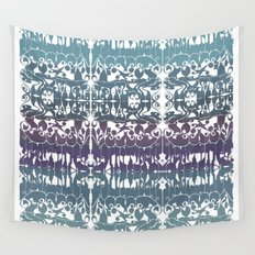 Mirror of Style Wall Tapestry