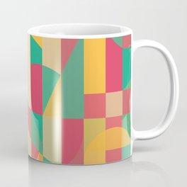 Abstract Graphic Art - Contemporary Music Coffee Mug