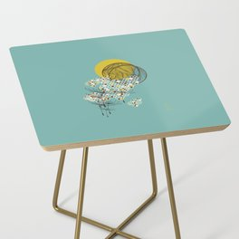 Seasons Time Space Side Table