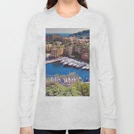 Monaco Long Sleeve T-shirt