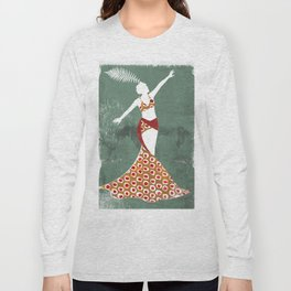 Mae Murray Long Sleeve T-shirt