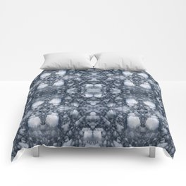 Water Ice pattern Comforters