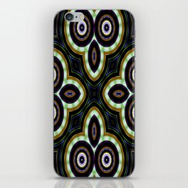 Crop Circles Of My Mind iPhone Skin
