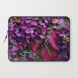 Holy Hydrangea VI Laptop Sleeve