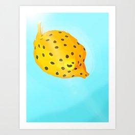 """Little Boxfish"" Art Print"