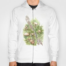 Forest Mushrooms Hoody