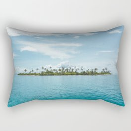 San Blas Islands, Panama Rectangular Pillow