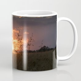 Shine between grain Coffee Mug