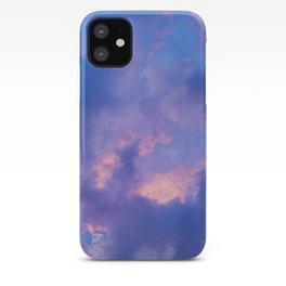 Dusk Clouds iPhone Case
