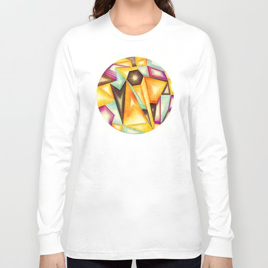 LOO_sing Perspective Long Sleeve T-shirt