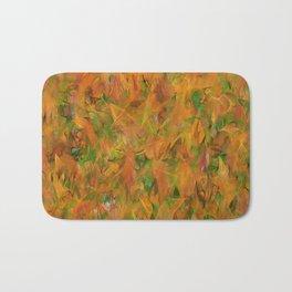 Autumnal Tints #1 Tapestry Astronomy Print Science Art Wall Art Bath Mat