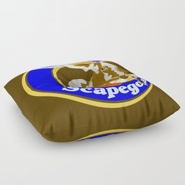 Scapegoat for Hire Floor Pillow