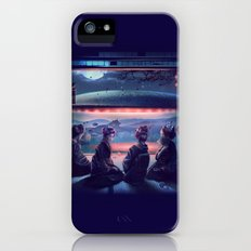 Night Guest  iPhone (5, 5s) Slim Case