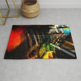 Reverb and Delay Rug