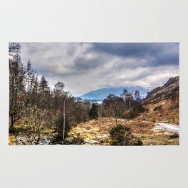 Lake District View Rug