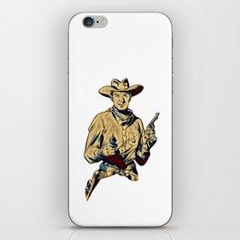 Texas Style iPhone Skin