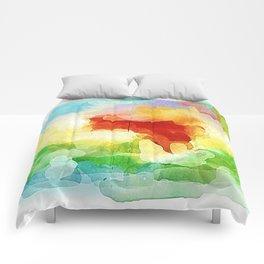 Wishing is easy Comforters