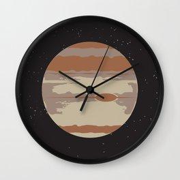 Jupiter - Solar System Project Wall Clock