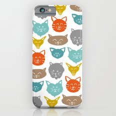 Cats (cats) iPhone 6s Slim Case