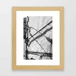 Murmure Framed Art Print