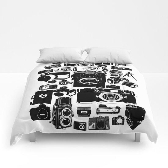 Cameras Comforters
