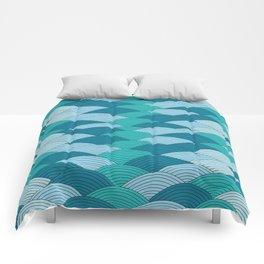 Wave 1 Comforters