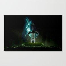 Savior of Hyrule Canvas Print