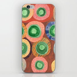 The Green Core Combines iPhone Skin