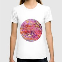 fruits T-shirts featuring Tropical Fruits by LebensART