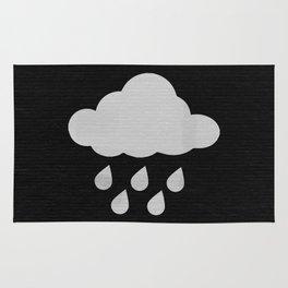Rain cloud Rug