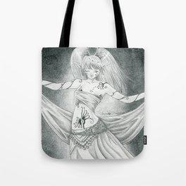 Ritual dancer Tote Bag