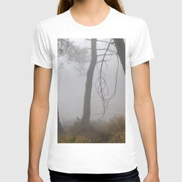 Fairies. Into The Foggy Woods.... T-shirt